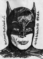 Batman by Bufoland