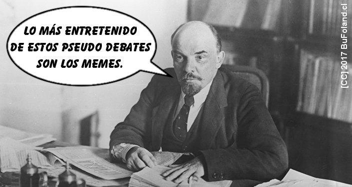 Lenin Habla by Bufoland