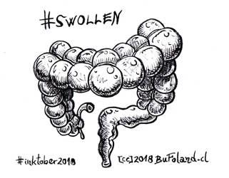Swollen - Hinchado by Bufoland