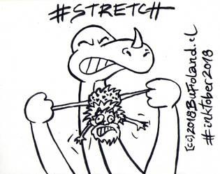 Stretch - Estirar by Bufoland