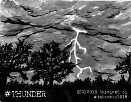 Thunder - Trueno by Bufoland