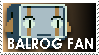 Cave Story - Balrog Stamp by Demonsul