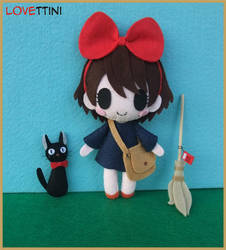 Kiki's Delivery Service by LOVEttini