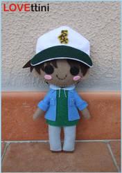 Heiji - detective Conan - Plush by LOVEttini
