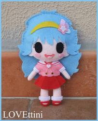 Evelyn-Persia the magic fairy Plush by LOVEttini