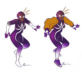 Spidersona by RainSong777