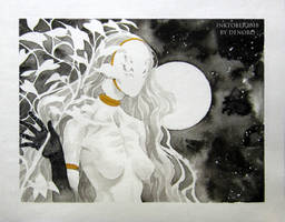 Inktober2018_4 by Denoro