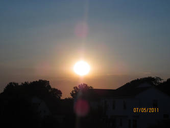Shiny Sun by AzizaManga