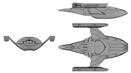Centurion-class warbird by MorganDonovan