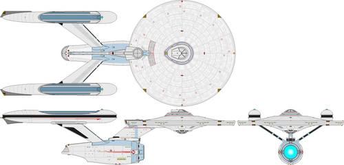 Transwarp Connie variant by MorganDonovan