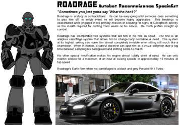 Roadrage by MorganDonovan