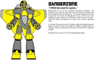 Dangerzone by MorganDonovan