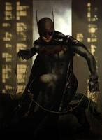 batman by JonSelf