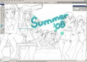 WIP Summer 08 by Dark134