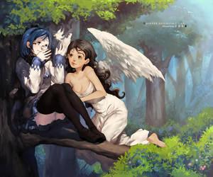 I bring you a Fairy by Dark134