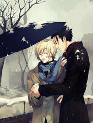 In Snow by Dark134