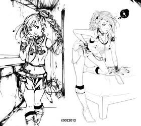 Draw this again :D:D:D by Dark134