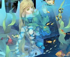 Blue in me by Dark134