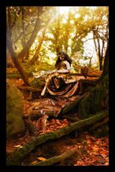 Woodland Lullaby by kenzimone