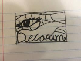Decorum Eye and Name by Darkumbreon92