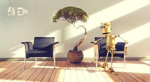interior test render ( Elio edition :p ) by selmane