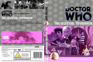 The Celestial Toymaker by ROBMCCLORY