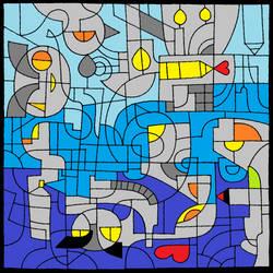 Technarchy is Coming: belated 16th birthday dA by aqulas41