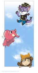 Flying trades by gjbmb678