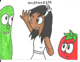 Bob, Larry and Kristina by cmara