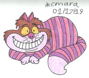 Cheshire Cat by cmara