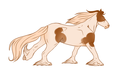 Horse Adopt 288 - Sold by Miss-Adopts