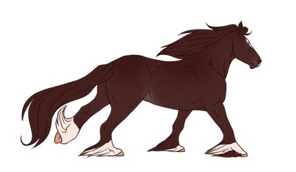 Horse Adopt 289 - Sold by Miss-Adopts