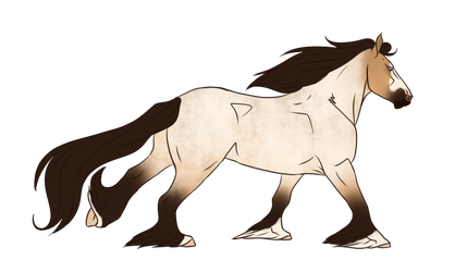 Horse Adopt 290 - Sold by Miss-Adopts