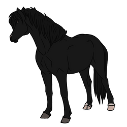 Horse Adopt 291 - Sold by Miss-Adopts