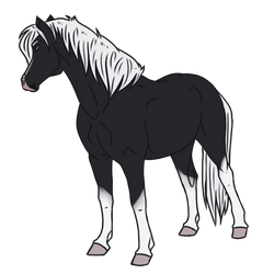 Horse Adopt 293 - Sold by Miss-Adopts