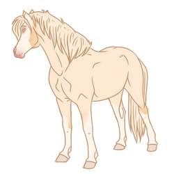 Horse Adopt 295 - Sold by Miss-Adopts