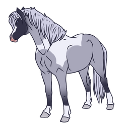 Horse Adopt 296 - Sold by Miss-Adopts