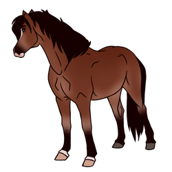 Horse Adopt 297 - Sold by Miss-Adopts