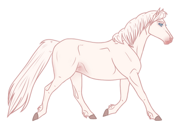 Horse Adopt 298 - Sold by Miss-Adopts