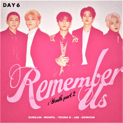 Day6 - Remember Us : Youth Part 2 by kattwitt