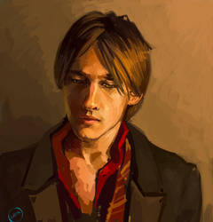 Dorian Gray, Penny Dreadful by Tottor