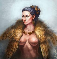 Madam Sovushka by Tottor