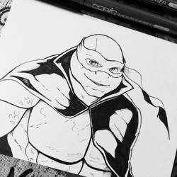 Inktober 2018 - Count Leo by AlessandraDC