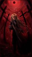 Red Rose Vertigo by pupukachoo