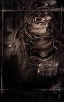 Warrior King by pupukachoo