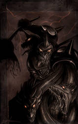 Dragon King by pupukachoo