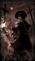 Hell King by pupukachoo