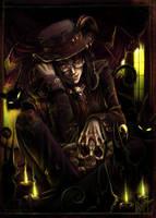 Voodoo Nights by pupukachoo
