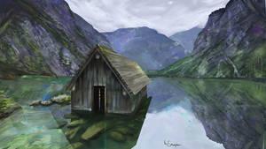 landscape study by Marcsampson