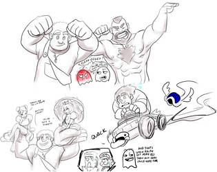 Wreck It Ralph by GNZG
